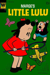 Cover Thumbnail for Marge's Little Lulu (Western, 1962 series) #205 [Whitman]