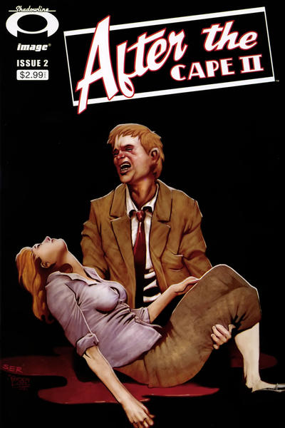 Cover for After the Cape II (Image, 2007 series) #2