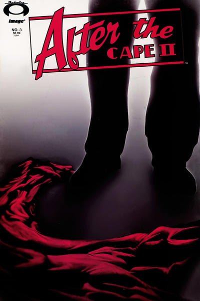 Cover for After the Cape II (Image, 2007 series) #3