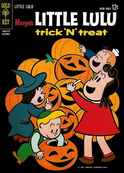 Cover for Marge's Little Lulu (Western, 1962 series) #170