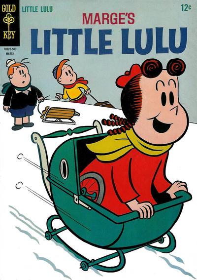 Cover for Marge's Little Lulu (Western, 1962 series) #175