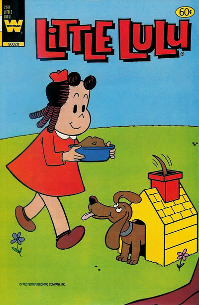 Cover for Little Lulu (Western, 1972 series) #268