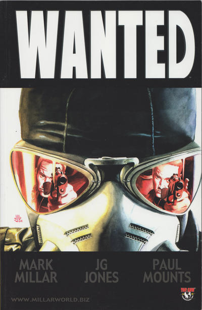 Cover for Wanted (Image, 2005 series)