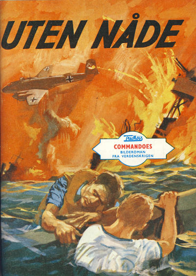 Cover for Commandoes (Fredhøis forlag, 1973 series) #10