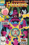 Cover for Excalibur (Marvel, 1988 series) #25 [Direct]