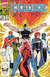 Cover for Excalibur (Marvel, 1988 series) #26 [Direct Edition]