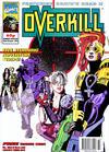 Cover for Overkill (Marvel UK, 1992 series) #14