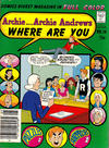 Cover for Archie... Archie Andrews Where Are You? Comics Digest Magazine (Archie, 1977 series) #14