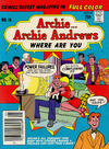 Cover for Archie... Archie Andrews Where Are You? Comics Digest Magazine (Archie, 1977 series) #18