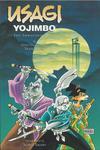 Cover for Usagi Yojimbo (Dark Horse, 1997 series) #16 - The Shrouded Moon