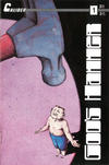 Cover for God's Hammer (Caliber Press, 1990 series) #1