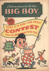 Cover for Adventures of the Big Boy (Marvel, 1956 series) #3 [West]
