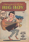 Cover for Adventures of the Big Boy (Marvel, 1956 series) #5 [West]