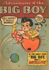 Cover for Adventures of the Big Boy (Webs Adventure Corporation, 1957 series) #17 [West]