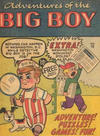 Cover for Adventures of the Big Boy (Webs Adventure Corporation, 1957 series) #19 [East]