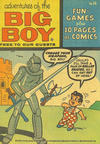 Cover for Adventures of the Big Boy (Webs Adventure Corporation, 1957 series) #56 [West]