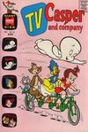 Cover for TV Casper & Company (Harvey, 1963 series) #14