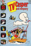 Cover for TV Casper & Company (Harvey, 1963 series) #12