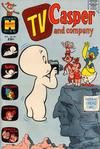 Cover for TV Casper & Company (Harvey, 1963 series) #24