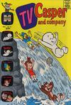 Cover for TV Casper & Company (Harvey, 1963 series) #16