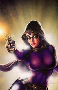 Cover Thumbnail for Julie Walker Is the Phantom (Moonstone, 2010 series)  [Cover C]