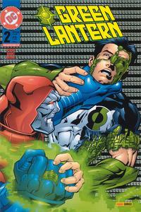 Cover Thumbnail for Green Lantern (Panini Deutschland, 2001 series) #2