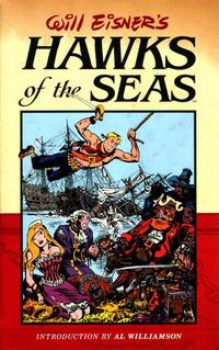 Cover Thumbnail for Will Eisner's Hawks of the Seas (Dark Horse, 2003 series)