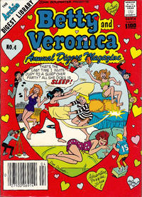 Cover Thumbnail for Betty and Veronica Annual Comics Digest Magazine (Archie, 1980 series) #4
