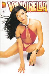 Cover Thumbnail for Vampirella (Harris Comics, 2001 series) #16 [Limited Edition Model Photo Cover]