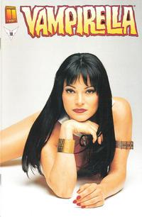 Cover Thumbnail for Vampirella (Harris Comics, 2001 series) #18 [Limited Edition Model Photo Cover]