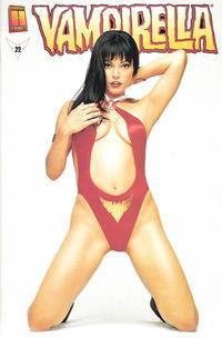 Cover Thumbnail for Vampirella (Harris Comics, 2001 series) #22 [Photo]