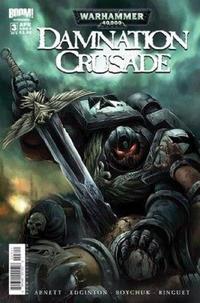 Cover Thumbnail for Warhammer 40,000: Damnation Crusade (Boom! Studios, 2006 series) #3