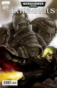 Cover Thumbnail for Warhammer 40,000: Exterminatus (Boom! Studios, 2008 series) #2 [Cover A]