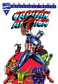 Cover Thumbnail for Biblioteca Marvel: Capitán América (Planeta DeAgostini, 1999 series) #4