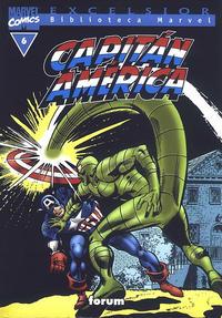 Cover Thumbnail for Biblioteca Marvel: Capitán América (Planeta DeAgostini, 1999 series) #6