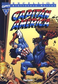 Cover Thumbnail for Biblioteca Marvel: Capitán América (Planeta DeAgostini, 1999 series) #7