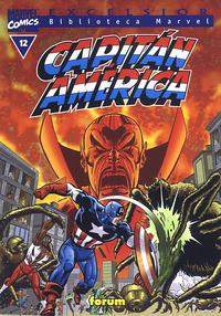 Cover Thumbnail for Biblioteca Marvel: Capitán América (Planeta DeAgostini, 1999 series) #12