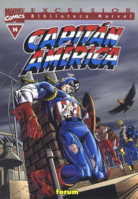 Cover Thumbnail for Biblioteca Marvel: Capitán América (Planeta DeAgostini, 1999 series) #14