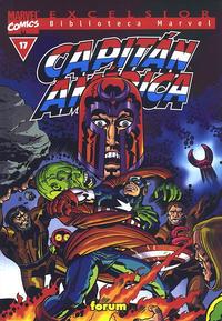 Cover Thumbnail for Biblioteca Marvel: Capitán América (Planeta DeAgostini, 1999 series) #17