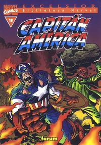 Cover Thumbnail for Biblioteca Marvel: Capitán América (Planeta DeAgostini, 1999 series) #18