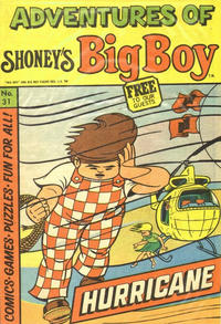 Cover for Adventures of Big Boy (Paragon Products, 1976 series) #31
