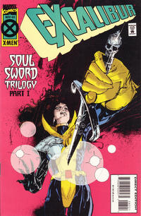 Cover Thumbnail for Excalibur (Marvel, 1988 series) #83 [Direct Edition - Standard]