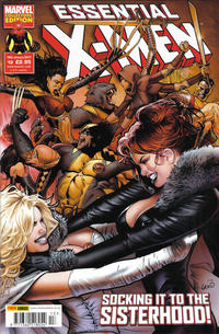 Cover Thumbnail for Essential X-Men (Panini UK, 2010 series) #13