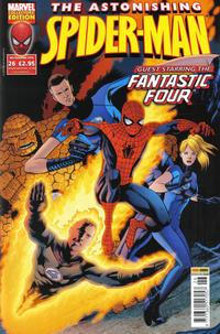 Cover Thumbnail for Astonishing Spider-Man (Panini UK, 2009 series) #26