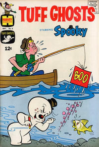 Cover Thumbnail for Tuff Ghosts Starring Spooky (Harvey, 1962 series) #8