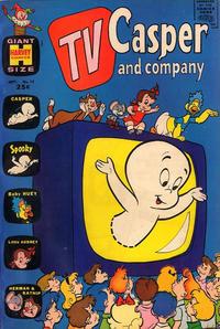 Cover Thumbnail for TV Casper & Company (Harvey, 1963 series) #13