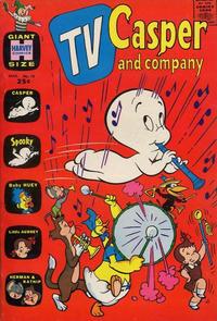 Cover Thumbnail for TV Casper & Company (Harvey, 1963 series) #15