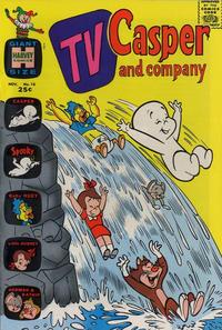 Cover Thumbnail for TV Casper & Company (Harvey, 1963 series) #16