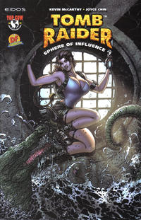 Cover Thumbnail for Tomb Raider: Sphere of Influence (Top Cow Productions, 2004 series) #1 [Chin Cover]