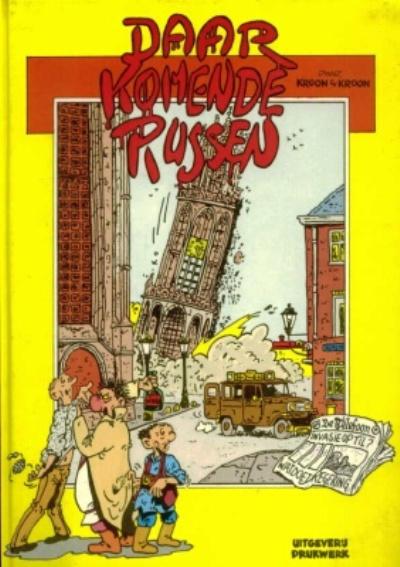 Cover for Daar komen de Russen (Drukwerk, 1983 series)